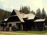 Hunting lodge of Lăpușna